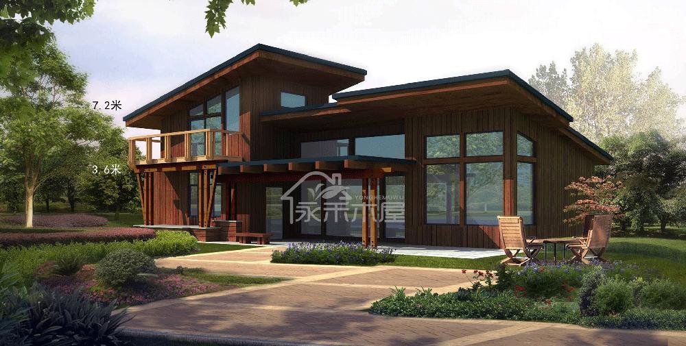 木屋公司轻型木结构03