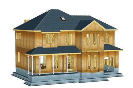 定制木屋外墙形态