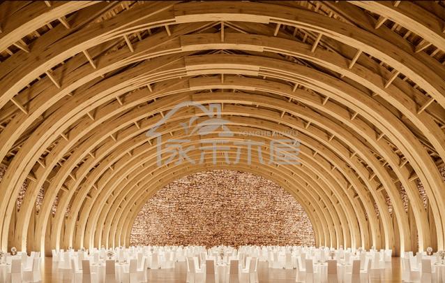 木屋厂家云南会议中心木屋会议室