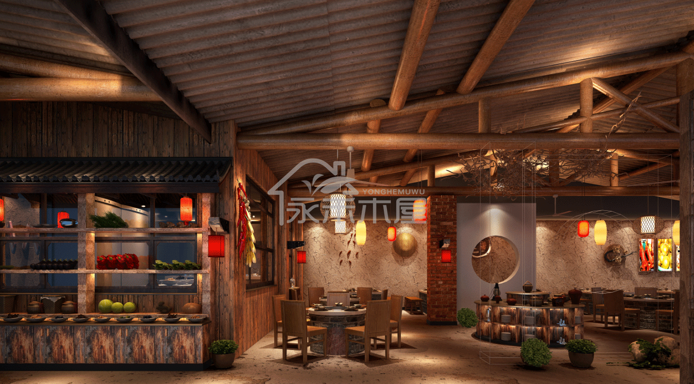 广州木屋设计图片