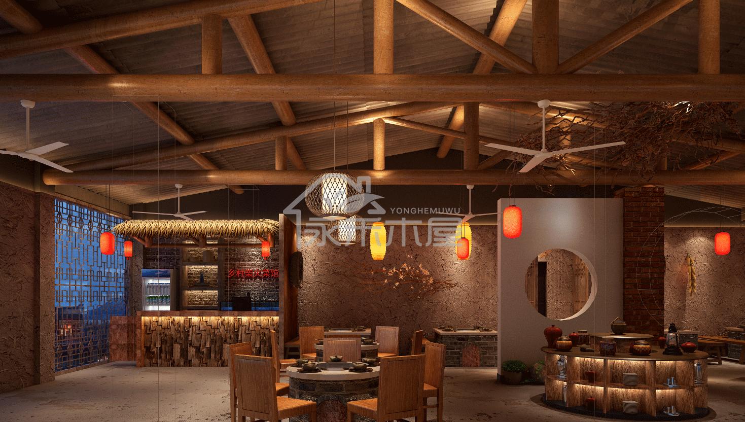 郑州木屋设计图片