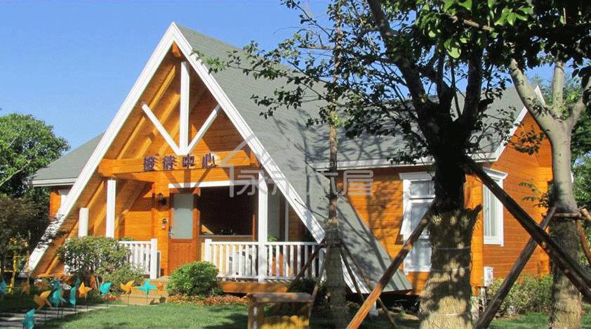 无锡木屋设计图片