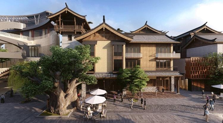 广州木屋厂家案例图片