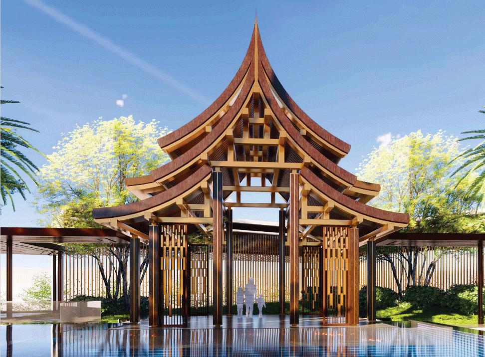定制木屋厂家案例设计图