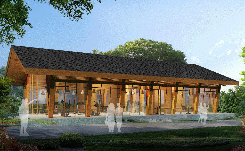 木屋厂家项目图片